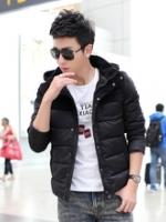 CM5710002 เสื้อโค้ทผู้ชาย กันหนาว แฟชั่นเกาหลี (พรีออเดอร์) รอ 3 อาทิตย์หลังชำระเงิน