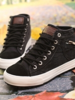 TW5809004 รองเท้าผ้าใบผู้หญิง แฟชั่นเกาหลี (พรีออเดอร์) รอ 3 อาทิตย์หลังโอนเงิน