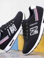 TW6011002 รองเท้ากีฬาผ้าใบลำลองผู้ชายแฟชั่นเกาหลี (พรีออเดอร์) รอ 3 อาทิตย์หลังโอนเงิน