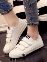 TW6002007 รองเท้าผ้าใบสีขาวนักเรีัยนผู้หญิงลำลองเกาหลี (พรี) รอ 3 อาทิตย์