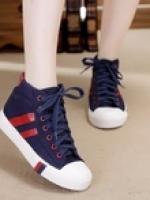 TW5808006 รองเท้าผ้าใบผู้หญิงแฟชั่นเกาหลี(พรีออเดอร์) รอ 3 อาทิตย์หลังโอนเงิน