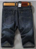 AM5909007 กางเกงยีนส์ชายขาสั้น แฟชั่นเกาหลี (พรีออเดอร์) รอ 3 อาทิตย์หลังชำระเงิน