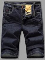 AM5909010 กางเกงยีนส์ชายขาสั้น แฟชั่นเกาหลี (พรีออเดอร์) รอ 3 อาทิตย์หลังชำระเงิน