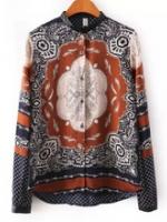 GW5808002 เสื้อเชิ้ตผู้หญิง วินเทจเกาหลี(พรีออเดอร์)รอสินค้า 3อาทิตย์หลังโอนเงิน