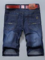 AM5909003 กางเกงยีนส์ชายขาสั้น แฟชั่นเกาหลี (พรีออเดอร์) รอ 3 อาทิตย์หลังชำระเงิน