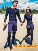 W6102001 ชุดดำน้ำ กีฬาทางน้ำ กีฬาดำน้ำ ชุดว่ายน้ำ ชุดดำน้ำผู้หญิง ชุดดำน้ำผู้ชาย