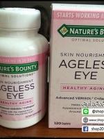 วิตามินลดตีนกา Nature's Bounty Ageless Eye
