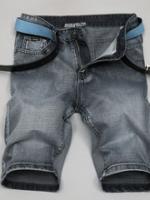 AM5909009 กางเกงยีนส์ชายขาสั้น แฟชั่นเกาหลี (พรีออเดอร์) รอ 3 อาทิตย์หลังชำระเงิน