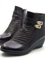 YW5711005 รองเท้าส้นสูงบูทมาร์ติน หนาในยุโรปและอเมริกา (พรีออเดอร์) รอ 3 อาทิตย์หลังโอนเงิน