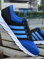 XB5810007 รองเท้าผ้าใบแฟชั่นเกาหลี ผู้ชาย (พรีออเดอร์) รอ 3 อาทิตย์หลังโอนเงิน