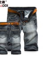 AM5909013 กางเกงยีนส์ชายขาสั้น แฟชั่นเกาหลี (พรีออเดอร์) รอ 3 อาทิตย์หลังชำระเงิน