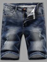 AM5909008 กางเกงยีนส์ชายขาสั้น แฟชั่นเกาหลี (พรีออเดอร์) รอ 3 อาทิตย์หลังชำระเงิน