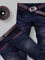 3036 กางเกงยีนส์ชาย เบรนด์ LEXY เกาหลี (พรีออเดอร์) รอ 3 อาทิตย์หลังโอนเงิน