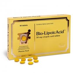 Bio-Lipoic Acid 90 tab PharmaNord ( ฟาร์มานอร์ด Pharma Nord )