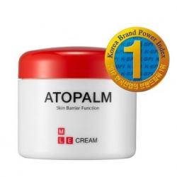 Atopalm Intensive Moisturizing Cream 100 ml. เพื่อผิวแพ้ง่าย ผดผื่น เป็วสิว เิ่มความชุ่มชื้น เนื้อบางเบาไม่แพ้ เด็กและผู้ใหญ๋ใช้ได้ เวชสำอางนำเข้าจากเกาหลี เป็น The bestseller ในกลุ่ม Sensitive Skincare ไม่มีน้ำหอมและสารกันเสีย