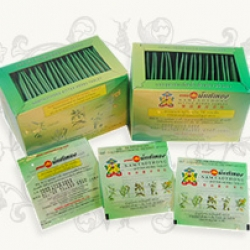 ยาขมเม็ด น้ำเต้าทอง 19 กรัม บรรจุแผงละ 4 เม็ด กล่องละ 25 แผง