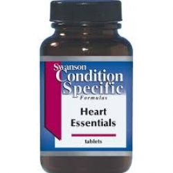Swanson Condition Specific Formulas Heart Essentials / 90 Tabs