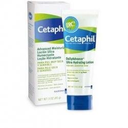 เติมน้ำให้ผิวแห้ง ให้กลับมาเนียนนุ่มชุ่มชื้นด้วย Cetaphil DailyAdvance Ultra Hydrating Lotion 85 G (FOR DRY TO VERY DRY SKIN)