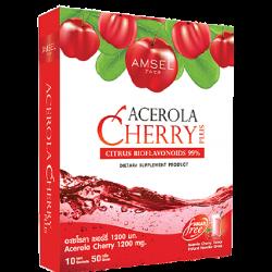 Amsel Acerola Cherry Plus 10 Sachets
