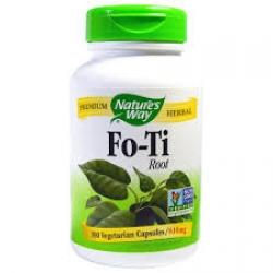 Nature's Way Fo-Ti Root 610 mg/100 Caps
