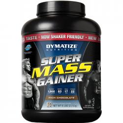 Dymatize Supermass Gainer 6ปอนด์ รสช็อคโกแลต