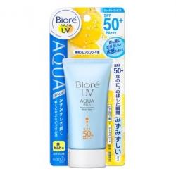 Biore UV Aqua Rich Watery Essence SPF50+/PA++บิโอเร ยูวี อะควา ริช วอเตอร์รี เอสเซ้นส์ SPF50+/PA++ 50g