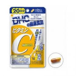 DHC Vitamin C (20วัน) ผิวกระจ่างใส ลดฝ้า ลดจุดด่างดำ ป้องกันหวัด คุณภาพเกินราคา *ยอดขายถล่มถลายขายดีอันดับ 1 ในญี่ปุ่นค่ะ*