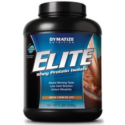 DYMATIZE Elite Whey Protein ( 5 lb) รสช็อคโกแลต