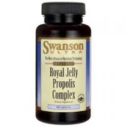 Swanson Ultra Royal Jelly Propolis Complex / 60 Caps
