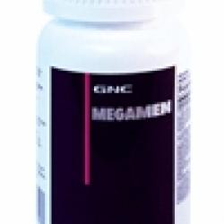 NC Megamen วิตามินและแร่ธาตุรวมสำหรับผู้ชาย 30 Tablets Code: 502876 เลขทะเบียน อย. 2C 49/48