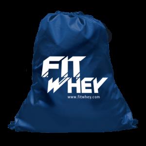 FITWHEY SLING BAG** - กระเป๋าผ้าอเนกประสงค์ สี BLUE