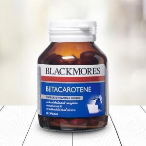 Blackmores BetaCarotene แบลคมอร์ส เบต้าแคโรทีน บรรจุ 90 แคปซูล