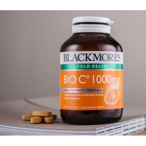 Blackmores BIO C แบล็คมอร์ วิตามินซี 1000 mg ขนาด 31 แคปซูล