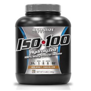 DYMATIZE ISO-100 ( 5 lb) รสช็อคโกแลต