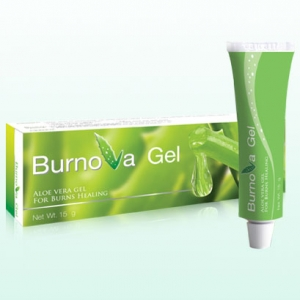 Burnova gel Net Wt. 15 g