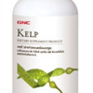 NC Kelp จีเอ็นซี เคลป์ (สาหร่ายทะเล) 90 Capsules Code: 419867 เลขทะเบียน อย. 10-3-02940-1-0114