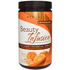NeoCell Beauty Infusion Refreshing Collagen Drink Mix Tangerine Twist / 15.87 oz.