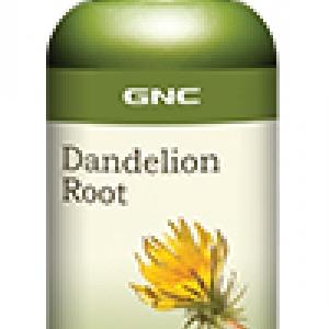NC Dandelion Root จีเอ็นซี แดนดิไลอ้อน รูท 100 Capsules Code: 191632 เลขทะเบียน อย. K 14/53