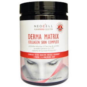 Neocell Derma Matrix Collagen Skin Complex Powder / 6.46 oz.