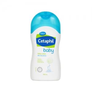 Cetaphil Baby Daily Lotion 400 ml เบบี้ เดลี่ โลชั่น