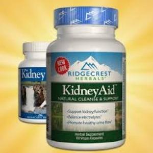 Ridgecrest Herbals Kidney Aid / 60 Capsules