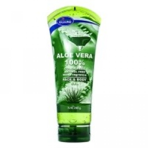 Skinter Guard Aloe Vera 100% สกินเตอร์ การ์ด อะโลเวร่า 120 g. ช่วยให้ผิวรู้สึกสบาย ผ่อนคลาย