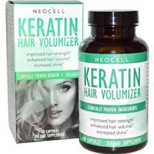 NeoCell KERATIN HAIR VOLUMIZER / 60Tablets