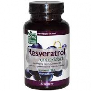 NEOCELL RESVERATROL ANTIOXIDANT 100 mg. / 150 CAPSULES