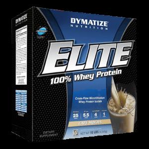DYMATIZE Elite Whey Protein (10lb) รสช็อคโกแลต