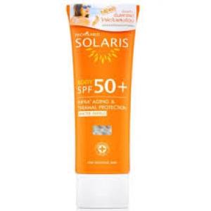 Provamed Solaris Body SPF50+ (100ml.) ป้องกันแสงแดด พร้อมทุกกิจกรรมกลางแจ้ง ราคาพิเศษ
