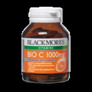 Blackmores BIO C แบล็คมอร์ วิตามินซี 1000 mg ขนาด 150 แคปซูล สำเนา