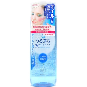 Bifesta Cleansing Liquid 220 ml (ล้างมาสคาร่ากันน้ำออก)