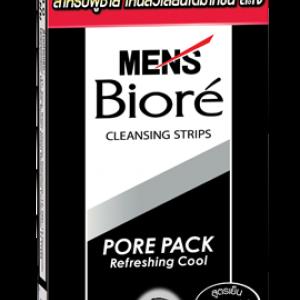 Men's Biore Porepack Black เมนส์บิโอเร พอร์แพ็ค แบล็ค
