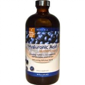 Neocell Hyaluronic Acid Blueberry Liquid 16 fl oz (473 ml)